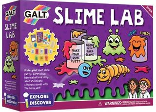 Galt Horrible Science Galt Slime Lab