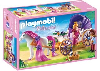 Playmobil Princess Royal Couple Carraige