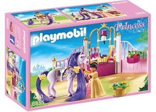 Playmobil Princess Castle Stable