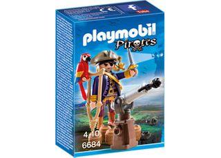 Playmobil Pirates Captain