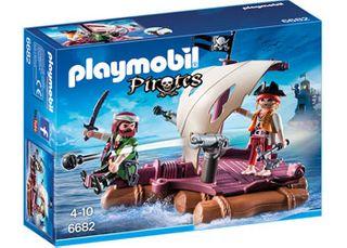 Playmobil Pirate Raft