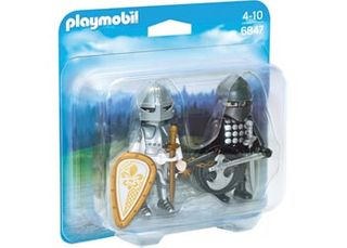 PLAYMOBIL KNIGHT RIVALRY DUO PACK