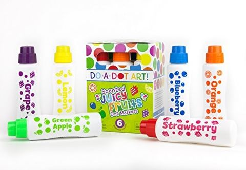 DO A DOT ART JUICY FRUITS MARKERS 6 PACK