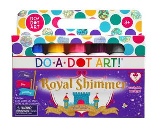 Do A Dot Art Royal Shimmer Marker 5 Pack