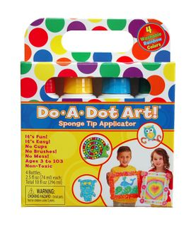Do A Dot Art Rainbow Markers 4 Pack