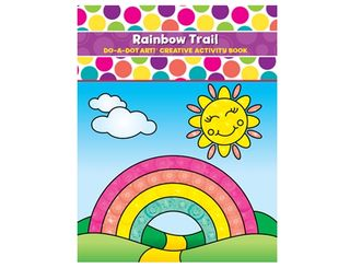 Do A Dot Art Book Rainbow Trail