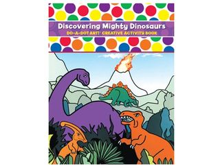 Do A Dot Art Book Mighty Dinosaurs