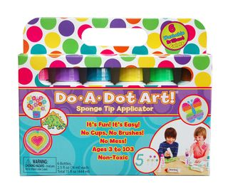 Do A Dot Art Brilliant Markers 6 Pack