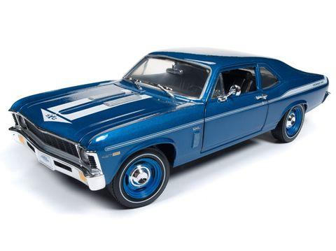 Autoworld 1:18 1969 Chevy Nova Yenko Coupe *D