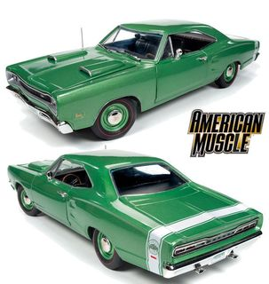 1:18 1969 Dodge Super Bee *D