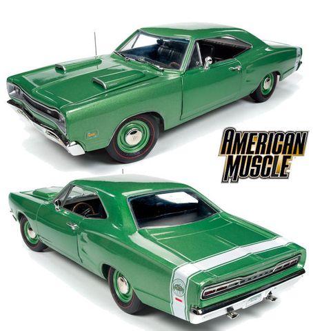 1:18 1969 Dodge Super Bee *D