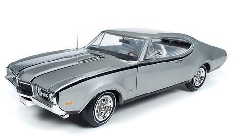 Autoworld 1:18 1968 Olds Cutlass Hurst *D