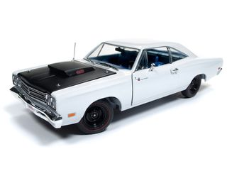 1:18 1969 Plymouth Roadrunner PC *