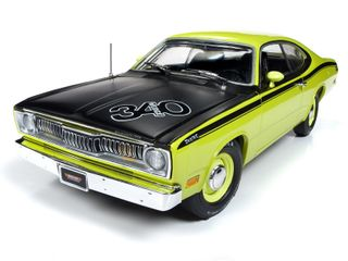 Autoworld 1:18 1971 Plymouth Duster Hardtop *D