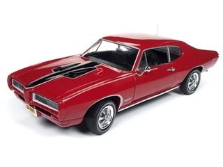 Autoworld 1:18 1968 Pontiac Gto Royal Bob.*D