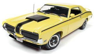 Autoworld 1:18 1970 MeRCury Cougar Elimntr *D