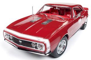 1:18 1967 Chevrolet Camaro SS Te*D