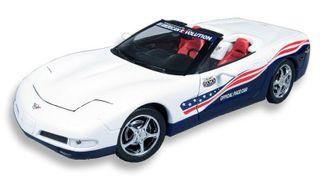 Autoworld 1:18 2004 Chevrolet Corvette Ind *