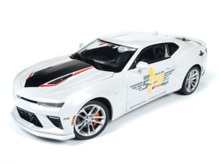 Autoworld 1:18 2017 Chevy Camaro Indy Pace  *