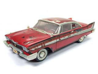 Autoworld 1:18 1958 Plymouth Christine Dirty