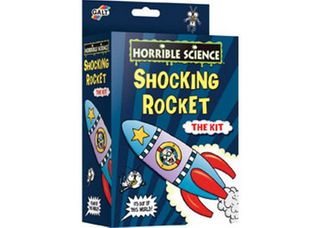 Galt Horrible Science Horrible Science Shocking Rocket The Kit