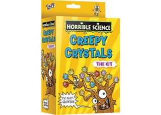 Galt Horrible Science Horrible Science Creepy Crystals