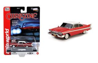 Johnny Lightning 1:64 1958 Plymouth Christine