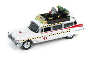Johnny Lightning 1:64 Jl Ghostbusters Ecto-1A