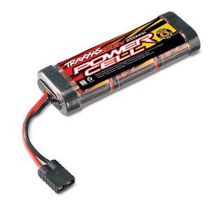 Bat, Power Cell, 3000mAh FLAT 7.2V