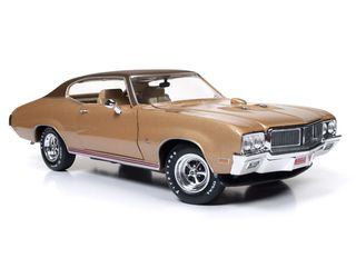 Autoworld 1:18 1970 Buick Skylark Gs Hmm*D