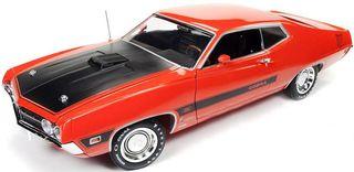 Autoworld 1:18 1970 Ford Torino Cobra *D