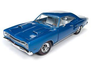 1:18 1969 Dodge Coronet R/T HT *D