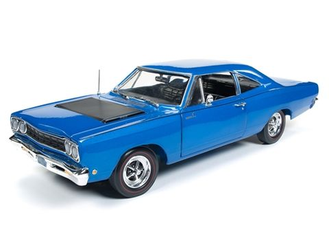 1:18 1968 Plymouth Roadrunner PC *D