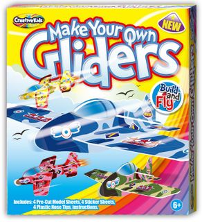 Hinkler Make Your Own Gliders