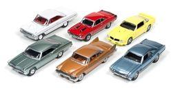 1:64 Autoworld Premium Assort(Inc 6cars)