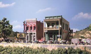 Woodland Scenics Popa Weelie'S Saloon *