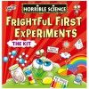 HORRIBLE SCIENCE FRIGHTFUL FIRST EXPERIM