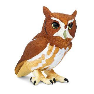 Safari Ltd Eastern Screech Owl Incredible Creat *D