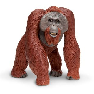 Safari Ltd Bornean Orangutan Wildlife Wonders