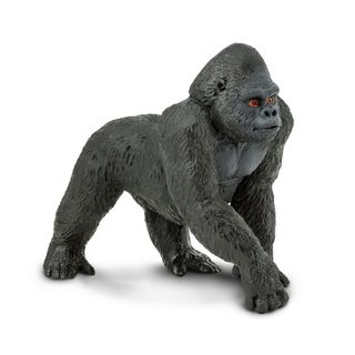 Safari Ltd Lowland Gorilla Wild SafariWildlife