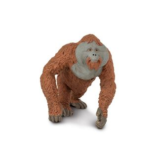 Safari Ltd Male Orangutan Wild Safari Wildlife