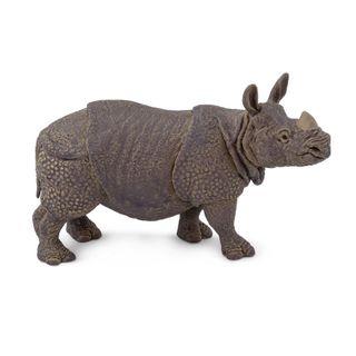Safari Ltd Indian Rhino Wild Safari Wildlife