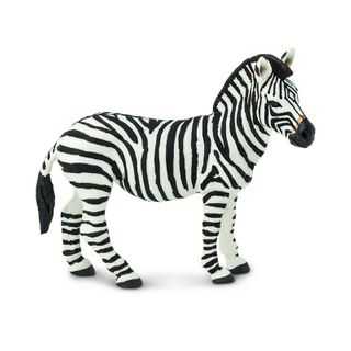 Safari Ltd Zebra Wild Safari Wildlife *D