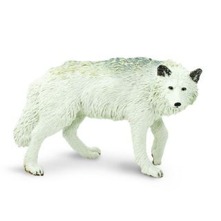 Safari Ltd White Wolf North American Wildlife