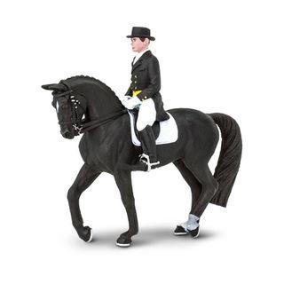 Safari Ltd James On Dancing Bells Set Wc Horses