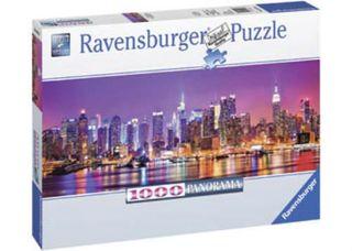 Ravensburger Manhatten Lights Puzzle
