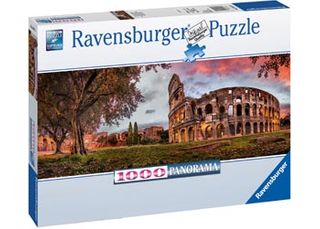 Ravensburger Sunset Colosseum Puzzle