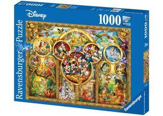 Ravensburger Disney Best Themes Puzzle
