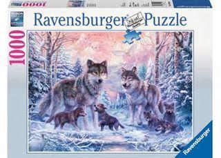 Ravensburger ARCtic WolvesPuzzle 1000Pc