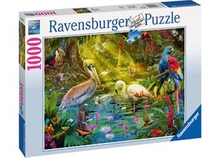 Ravensburger Bird ParadisePuzzle 1000Pc